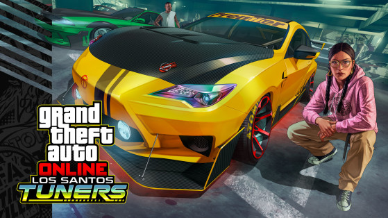 GTA Online: Racing-themed expansion Los Santos Tuners announced