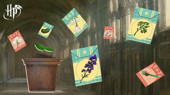 Harry Potter Wizards Unite List Of Plants To Grow Millenium