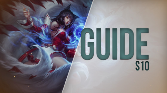 LoL Guide, Build: Glacial Augment and Electrocute Ahri, Mid, S10