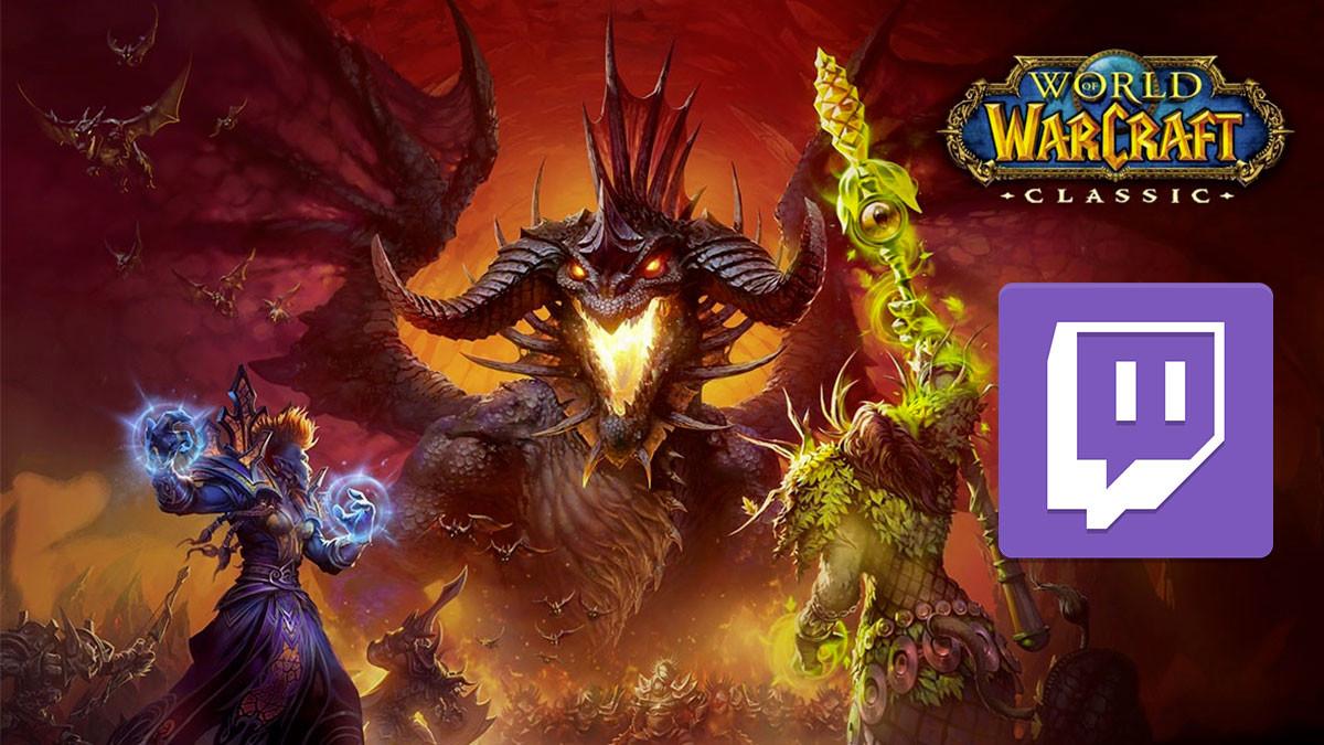 WoW Classic: Twitch Streams to Follow, Journeywow, Zerator