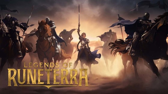 LoL, LoR — What is Legends of Runeterra, Presentation of the Game