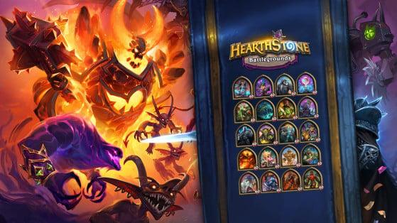 hearthstone battlegrounds open beta