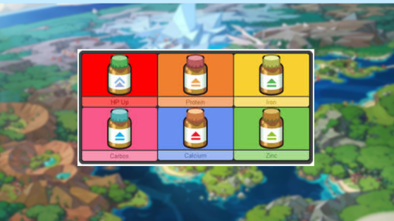 Pokemon Sword and Shield Guide: Nutrient Drinks, Supplements