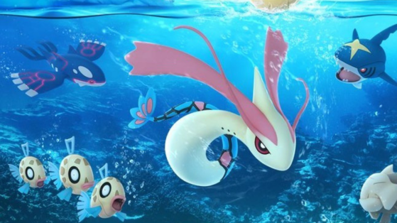 Pokemon Sword and Shield: Where to catch Feebas and Milotic?