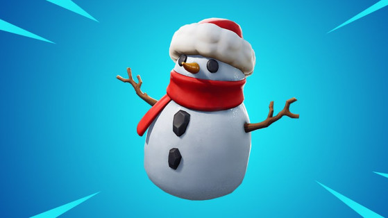Fortnite: Sneaky Snowman, new item, update v11.30 - Millenium