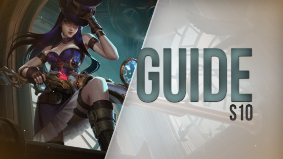 LoL: Caitlyn Build Guide, ADC S10