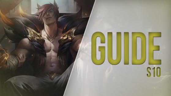 LoL: Sett Build Guide, Top, S10