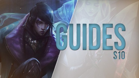 LoL Guide, Build for Aphelios, ADC, S10