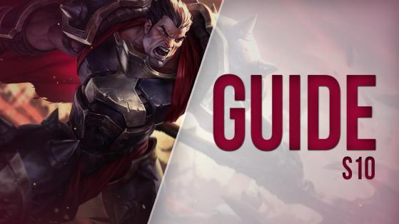 Guide, Build LoL Darius, Top, S10