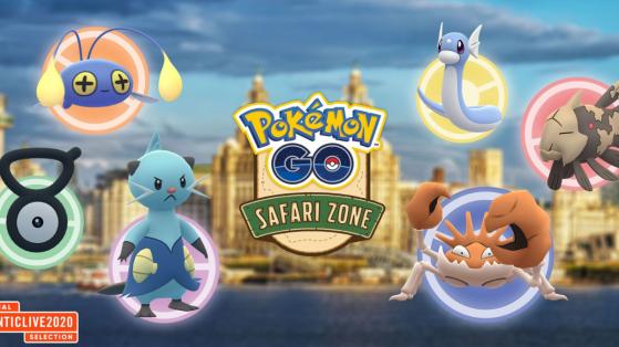Pokemon GO: Niantic reveals 2020 live events, Safari and Fests
