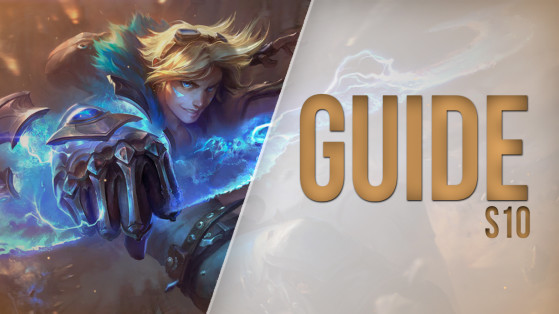 Guide, Build LoL: Ezreal ADC, S10