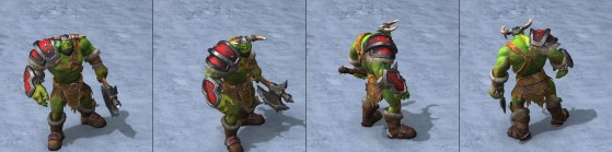 Warcraft 3 Reforged Orc Units And Hero Character Models Millenium