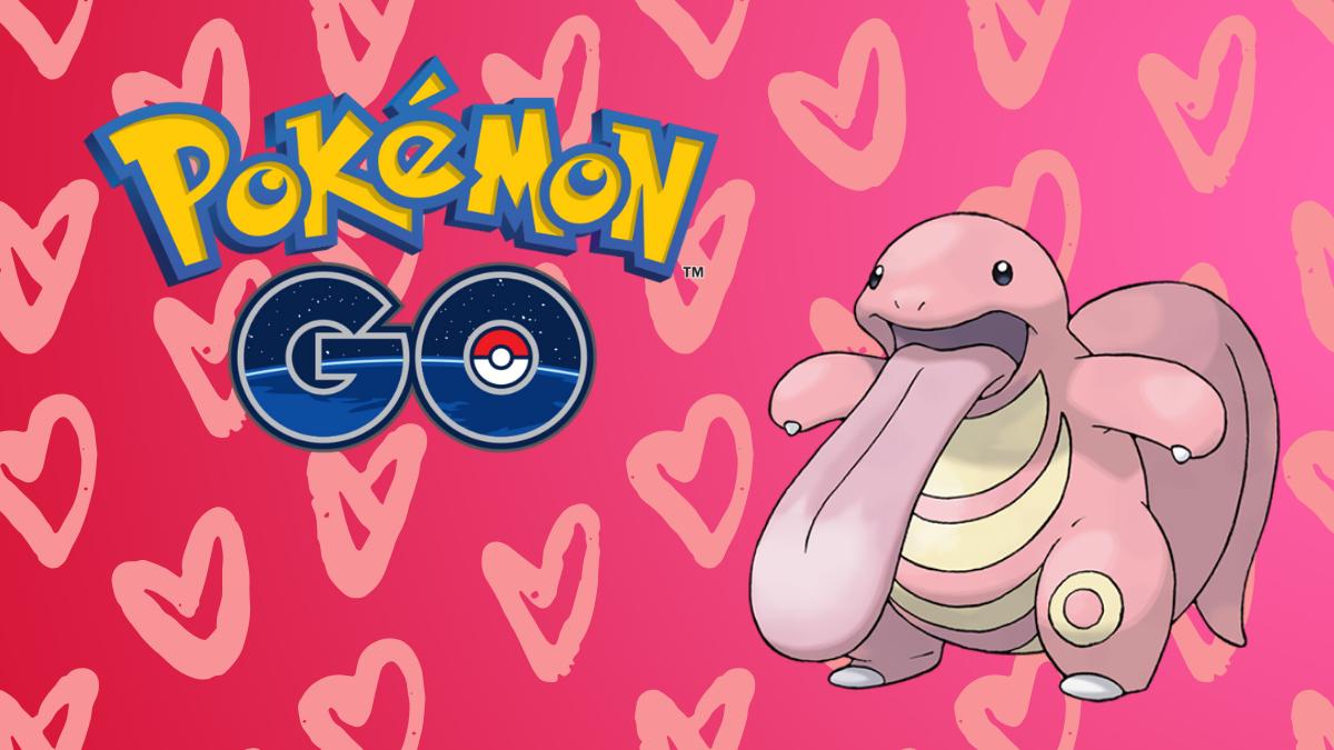 Pokemon GO Valentine's Day 2020 featuring shiny Lickitung, Audino ...