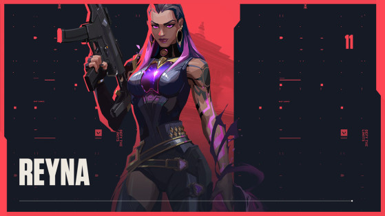 All about Reyna, Valorant Agent: Abilities & more