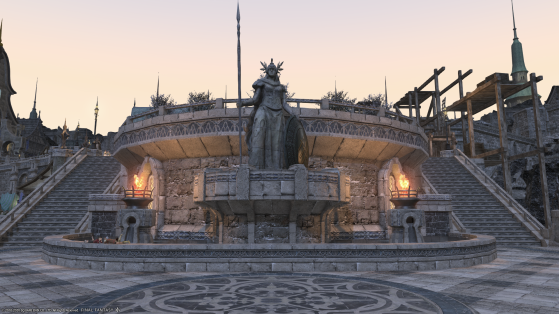 FFXIV 5.31: News on the Next Skybuilder Rankings