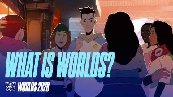 League of Legends: What is Worlds 2020?