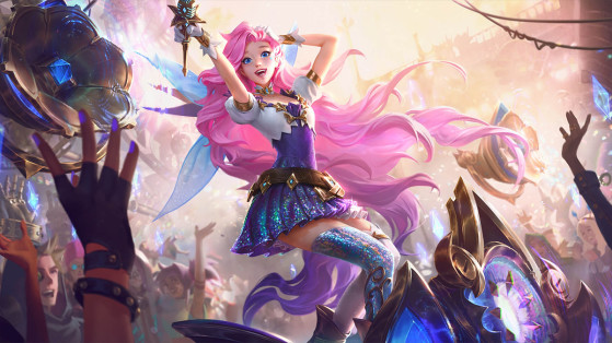 Discover League of Legends' latest champion Seraphine and her kit