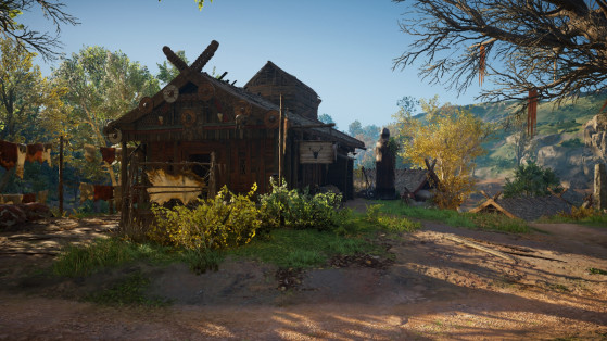 Hunter's Hut and Legendary Animals in Assassin's Creed Valhalla
