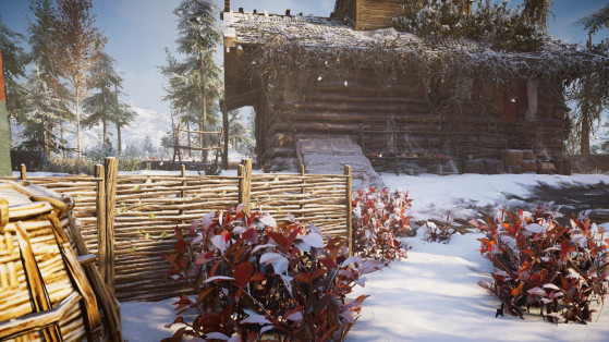 How to open the Deserted Chalet in Assassin's Creed Valhalla