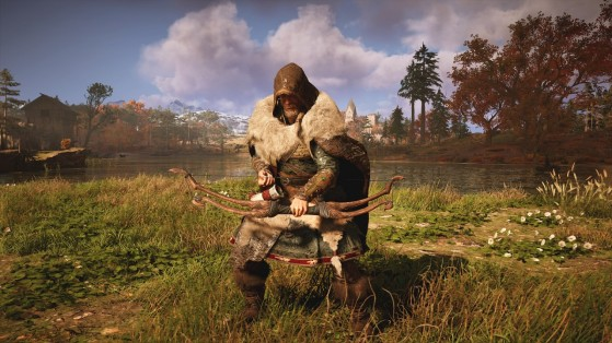 How to get the Huntsman Armor Set in Assassin's Creed Valhalla