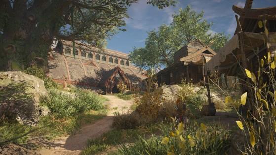 Assassin's Creed Valhalla Ravensthorpe settlement complete guide