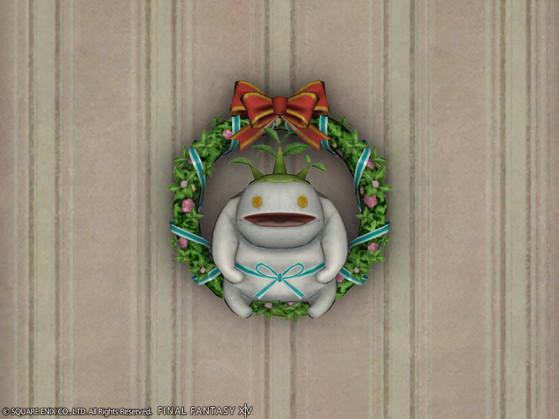 FFXIV Christmas Housing - Final Fantasy XIV