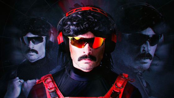 Is Dr Disrespect going to make Warzone's next gulag?