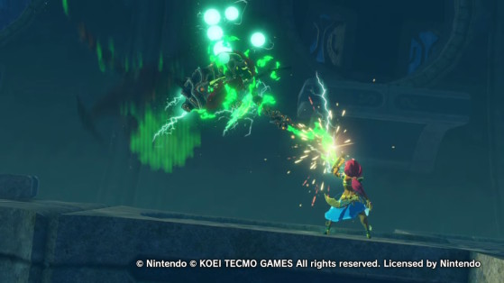 How to beat Air and Lightning - Hyrule Warriors: Age of Calamity Guide