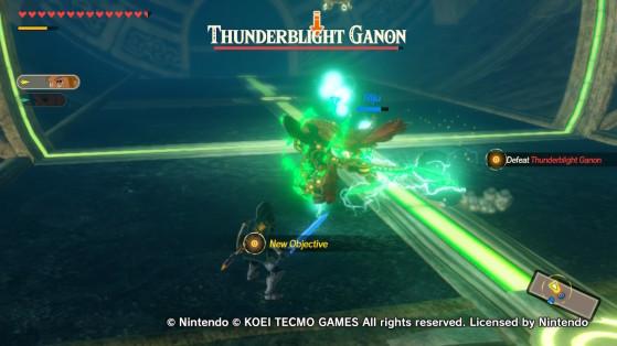 Thunderblight Ganon - Hyrule Warriors: Age of Calamity