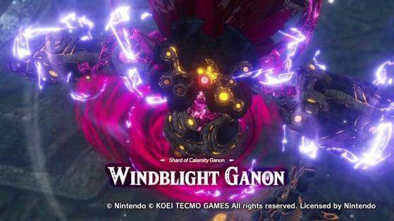 Windblight Ganon - Hyrule Warriors: Age of Calamity