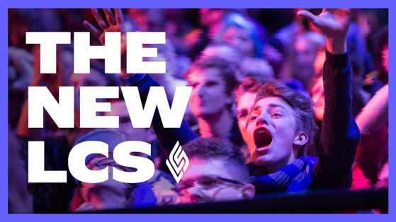 League of Legends: The LCS follows the LCK in getting a brand makeover