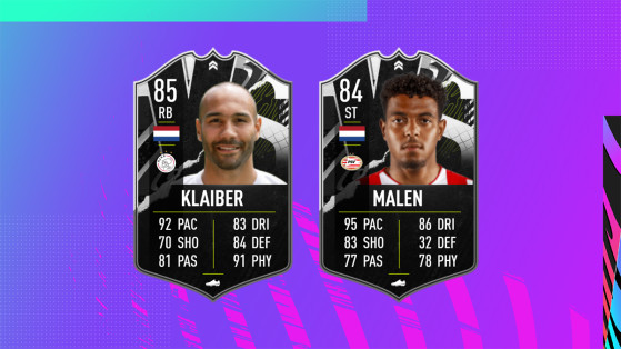 FUT 21: Malen and Klaiber Showdown SBCs, Solutions, Costs, Requirements