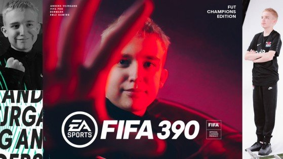 Fourteen-year-old wins 390 matches in a row in FIFA21