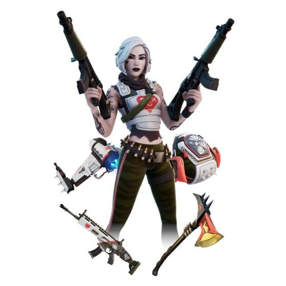 Tess Pack - Fortnite