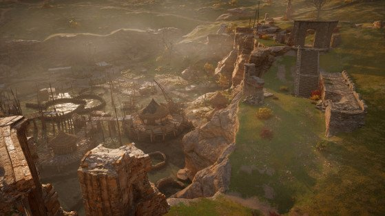 Assassin's Creed Valhalla: Treasure Hoard Map location in Lincolnscire