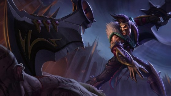 LoL Wild Rift: Draven AD Carry Build Guide