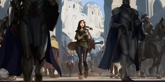 Riot Games confirms League of Legends MMO through job listings