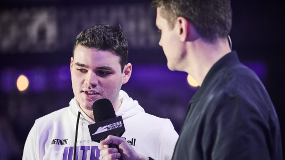 Toronto Ultra's Methodz benched ahead of Stage Two
