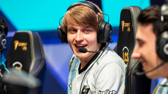 CLG lets go of jungler Griffin after almost three years of service