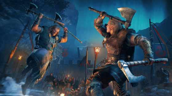Assassin's Creed: Valhalla 1.2.0.1 patch out today