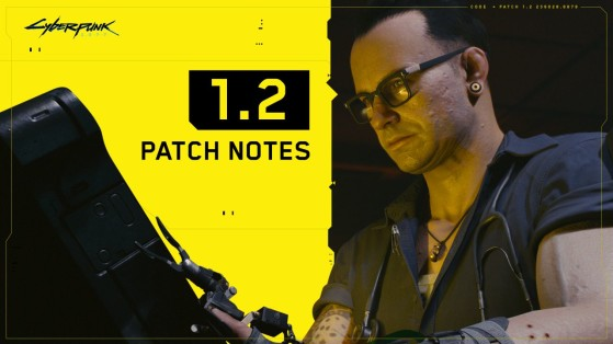 Cyberpunk 2077 1.2 patch already available