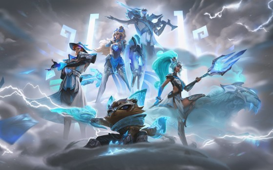 League of Legends: The DAMWON Gaming Worlds 2020 skins have been revealed