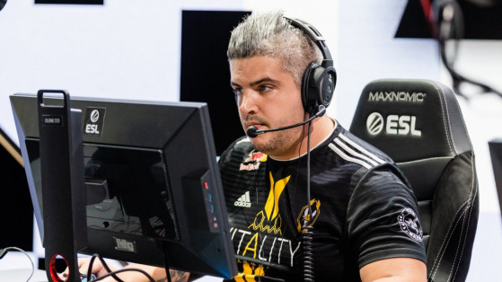 RpK to step down from Vitality's roster after BLAST Premier Showdown