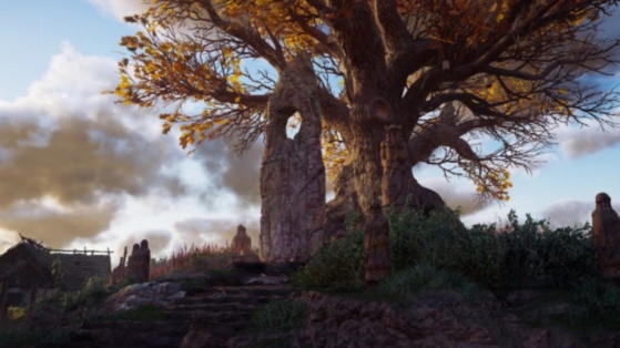 Assassin's Creed Valhalla Wrath of the Druids: Dublin Offering Altar and Delicacies