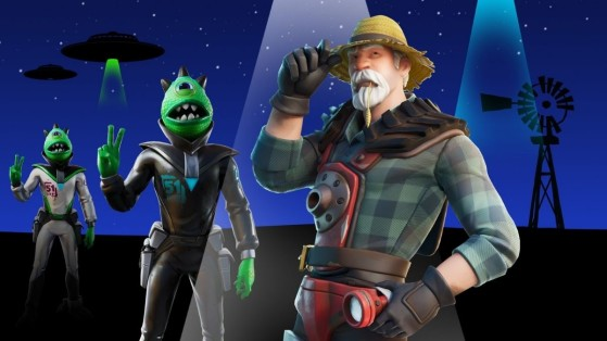 Fortnite: Foreshadowing Quests