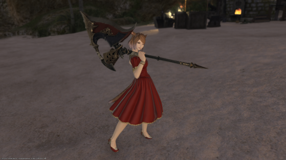 FFXIV 5.55: How to get your Shadowbringer Relic without Glowing Effect