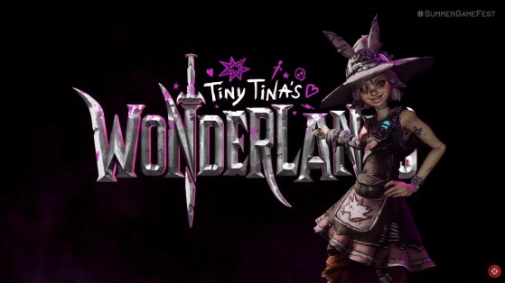 2K and Gearbox announced Tiny Tina's Wonderlands