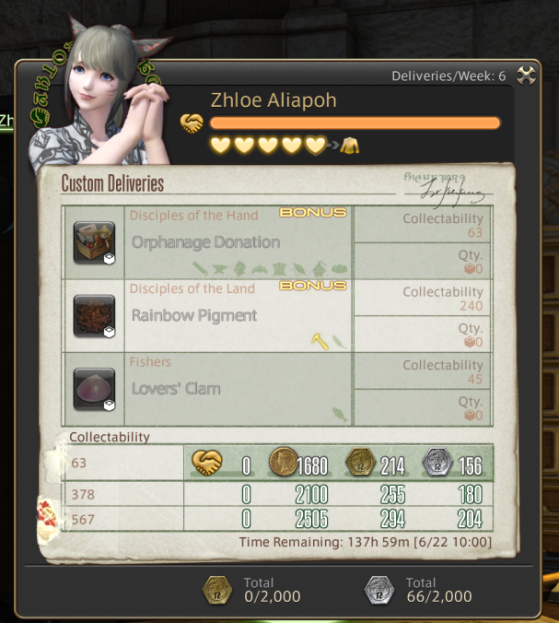 FFXIV How to Unlock Custom Deliveries - Final Fantasy XIV