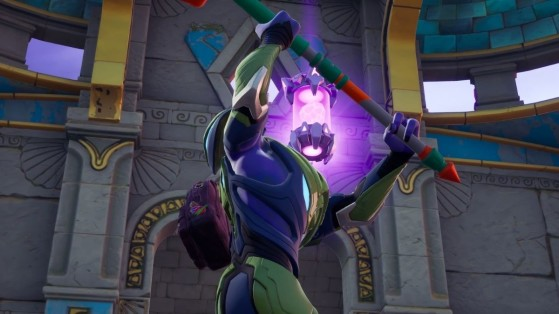 Where to find Alien Artifacts in Week 3 of Fortnite