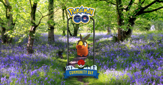 Pokémon GO new Community Day will feature Tepig